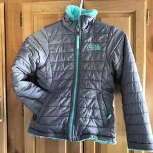 Other - The North Face Girl Reversible Jacket 🧥